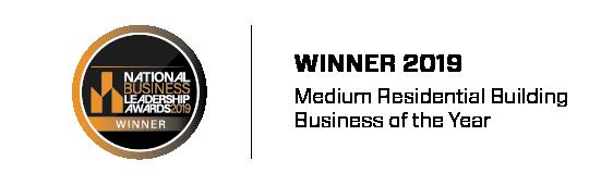 MBA National Leadership Awards 2019 Winner